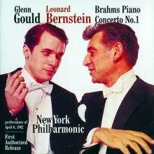 Johannes Brahms (1833-1897): Klavierkonzert Nr.1 (Exklusive Wiederauflage für jpc), CD