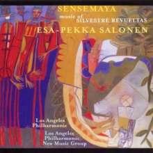 Silvestre Revueltas (1899-1940): Sensemaya, CD
