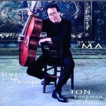 Yo-Yo Ma - Simply Baroque I, CD