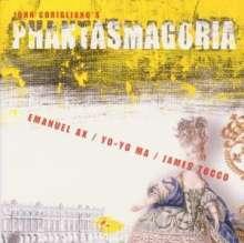 John Corigliano (geb. 1938): Phantasmagoria für Cello & Klavier, CD