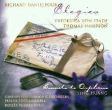 Richard Danielpour (geb. 1956): Elegies für Mezzo-Sopran,Bariton,Orchester, CD