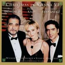 Placido Domingo / Patricia Kaas / Alejandro Fernandez in Wien 1998, CD