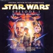Filmmusik: Star Wars: Episode I - Die dunkle Bedrohung, CD
