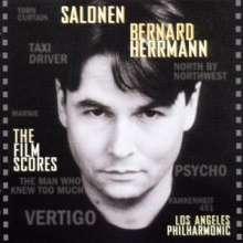 Bernard Herrmann (1911-1975): Filmmusik, CD