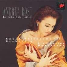 Andrea Rost - Le Delizie dell'Amor, CD