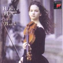 Johann Sebastian Bach (1685-1750): Partiten & Sonaten für Violine BWV 1004-1006, CD