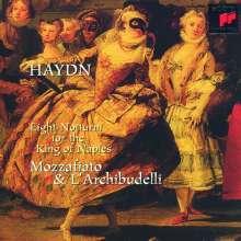 Joseph Haydn (1732-1809): Notturni für Flöte,Oboe,Kammerorchester H2:25-32, CD
