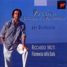 Riccardo Muti dirigiert Puccini, Catalani, Ponchielli, CD