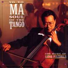 Yo-Yo Ma - Soul of the Tango, CD