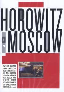 Horowitz in Moscow 1986, DVD