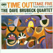 Dave Brubeck (1920-2012): Time Out!, CD