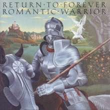 Return To Forever: Romantic Warrior, CD