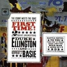 Duke Ellington (1899-1974): Duke Ellington Meets Count Basie, CD