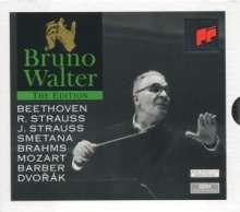 Die Bruno Walter - Edition Vol.2, 10 CDs