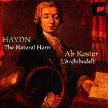 Joseph Haydn (1732-1809): Hornkonzert Nr.1, CD