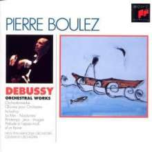 Claude Debussy (1862-1918): Nocturnes Nr.1-3, 2 CDs