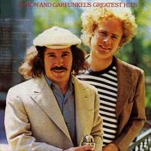 Simon & Garfunkel: Greatest Hits, CD