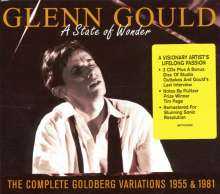 Glenn Gould - A State of Wonder, 3 CDs