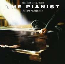The Pianist (Soundtrack & Musik), CD