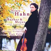 Edgar Meyer (geb. 1960): Violinkonzert, CD