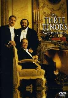 The Three Tenors Christmas, DVD