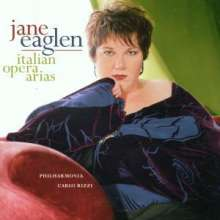 Jane Eaglen - Italian Opera Arias, CD