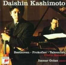 Daishin Kashimoto,Violine, CD
