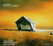 Modest Mussorgsky (1839-1881): Bilder einer Ausstellung (Orchester & Klavierfassung), CD