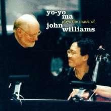 John Williams (geb. 1932): Cellokonzert, CD