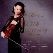 Midori - 20th Anniversary Album, CD