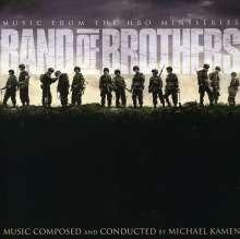 Filmmusik: Band Of Brothers (DT: Wir waren wie Brüder), CD