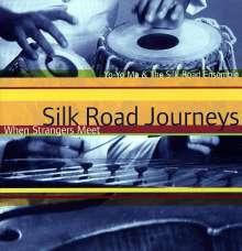 "Yo-Yo Ma - Silk Road Journeys I ""When Strangers meet"", CD"