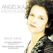 Angelika Kirchschlager - Bach Arien, CD