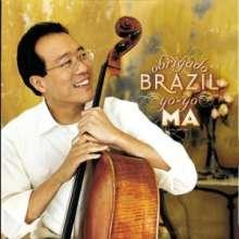 Yo-Yo Ma - Obrigado Brazil, CD