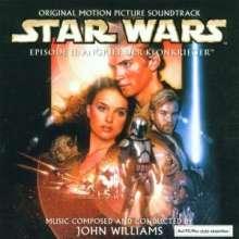 Filmmusik: Star Wars: Episode II - Angriff der Klonkrieger, CD