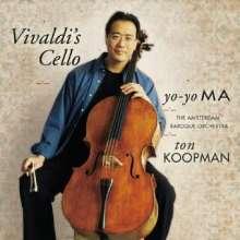 Yo-Yo Ma - Vivaldi's Cello, CD