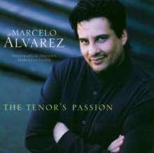 Marcelo Alvarez - The Tenor's Passion, CD