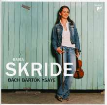 Baiba Skride - Werke für Violine solo, SACD