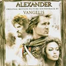 Filmmusik: Alexander, CD