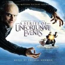 Filmmusik: Lemony Snicket's Series Of Unfortunate Events, CD