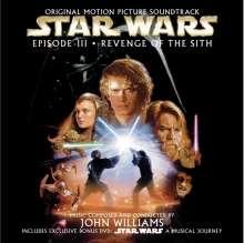 Filmmusik: Star Wars: Episode III - Revenge Of The Sith (CD + DVD), CD