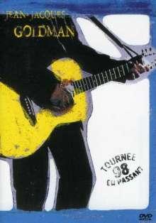 Jean-Jacques Goldman: Tournee 98 En Passant, DVD