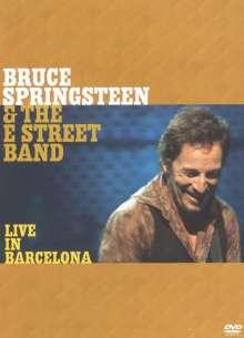 Bruce Springsteen: Live In Barcelona, 16.10.2002, 2 DVDs