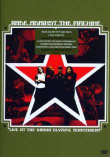 Rage Against The Machine: Live At The Olympic Auditorium 2000, DVD