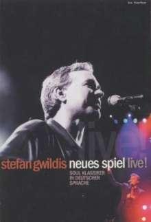 Stefan Gwildis: Neues Spiel - Live, DVD