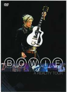 David Bowie (1947-2016): A Reality Tour 2003, DVD