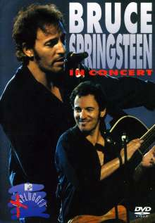 Bruce Springsteen: In Concert MTV Plugged, 11.11.1992, DVD