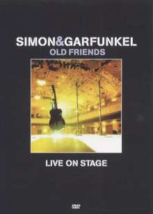 Simon & Garfunkel: Old Friends: Live On Stage (Reunion Tour 2003/2004), DVD