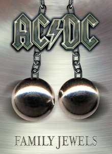 AC/DC: Family Jewels 1975 - 1993, 2 DVDs
