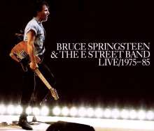 Bruce Springsteen: Live 1975 - 1985, 3 CDs